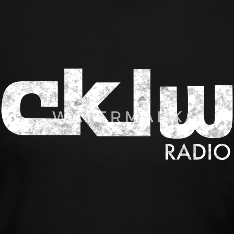 CKLW Detroit Vintage Radio Long Sleeve Shirts - Women's Long Sleeve Jersey T-Shirt