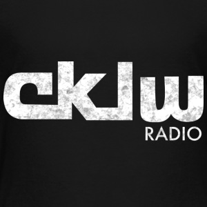 CKLW Detroit Vintage Radio Baby & Toddler Shirts - Toddler Premium T-Shirt