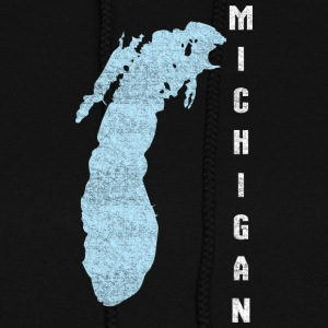 Lake Michigan Great Lakes Hoodies - Women's Hoodie
