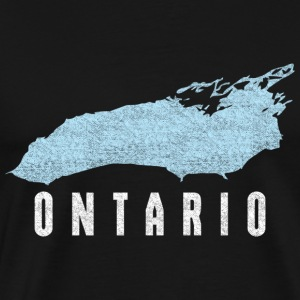 Lake Ontario Great Lakes T-Shirts - Men's Premium T-Shirt