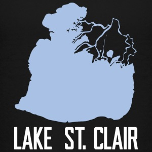 Michigan Lake St. Clair Kids' Shirts - Kids' Premium T-Shirt