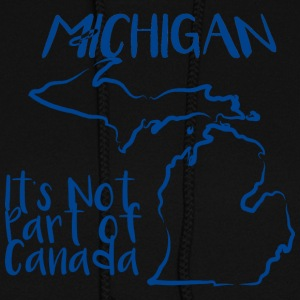 Michigan Not Canada Hoodies - Women's Hoodie