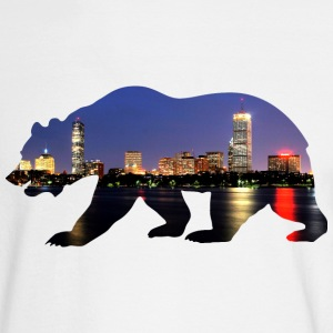 A Bruin Skyline Long Sleeve Shirts - Men's Long Sleeve T-Shirt