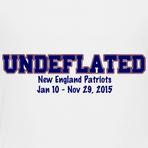 New England Undeflated Baby & Toddler Shirts - Toddler Premium T-Shirt