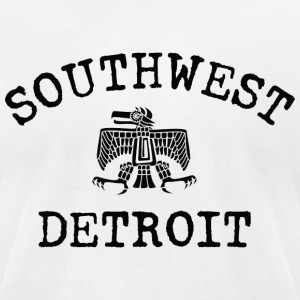 Southwest Detroit T-Shirts - Men's T-Shirt by American Apparel