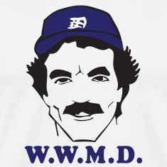 What Would Magnum Do T-Shirts