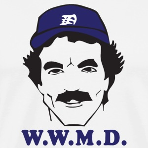 What Would Magnum Do T-Shirts - Men's Premium T-Shirt