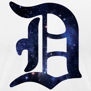 Detroit Is Stars T-Shirts - Men's T-Shirt by American Apparel