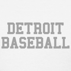 Detroit Baseball Women's T-Shirts