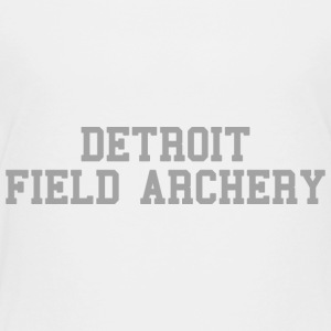 Detroit Field Archery Baby & Toddler Shirts - Toddler Premium T-Shirt