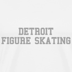 Detroit Figure Skating T-Shirts
