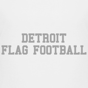 Detroit Flag Football Kids' Shirts - Kids' Premium T-Shirt