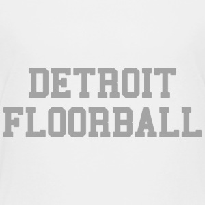 Detroit Floorball Baby & Toddler Shirts - Toddler Premium T-Shirt
