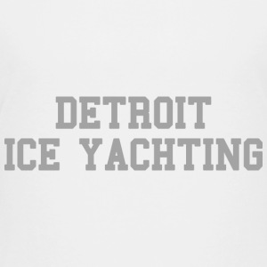 Detroit Ice Yachting Kids' Shirts - Kids' Premium T-Shirt