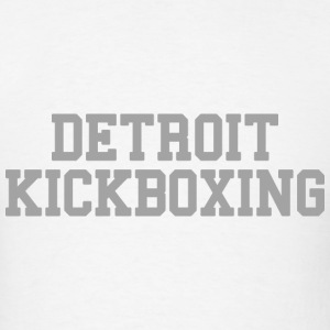 Detroit Kickboxing  T-Shirts - Men's T-Shirt