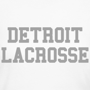 Detroit Lacrosse Long Sleeve Shirts - Women's Long Sleeve Jersey T-Shirt