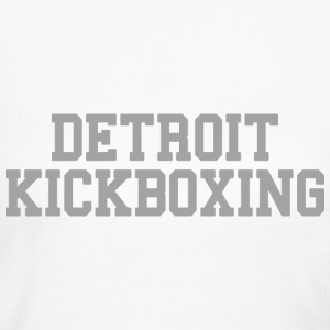 Detroit Kickboxing  Long Sleeve Shirts - Women's Long Sleeve Jersey T-Shirt