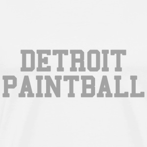 Detroit Paintball  T-Shirts - Men's Premium T-Shirt