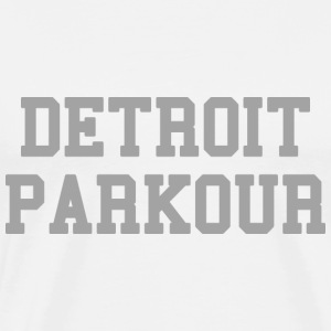 Detroit Parkour T-Shirts - Men's Premium T-Shirt