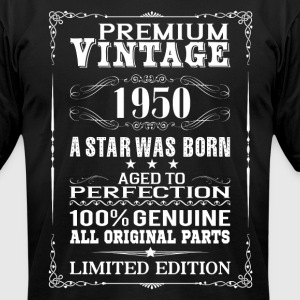 PREMIUM VINTAGE 1950 T-Shirts - Men's T-Shirt by American Apparel