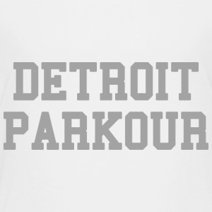 Detroit Parkour Baby & Toddler Shirts - Toddler Premium T-Shirt