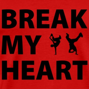 Break My Heart - Men's Premium T-Shirt