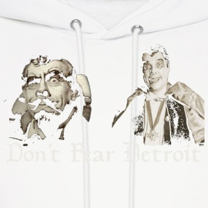 Sir Graves Count Scary Detroit Hoodies - Men's Hoodie