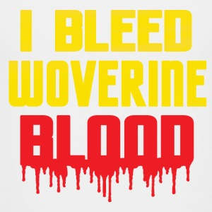 I Bleed Wolverine Blood Kids' Shirts - Kids' Premium T-Shirt