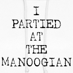 Funny Detroit Manoogian Mansion Party  Hoodies
