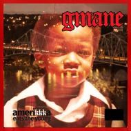 Design ~ GMANE AmeriKKKa Eats the Young tee red