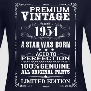 PREMIUM VINTAGE 1954 Long Sleeve Shirts - Women's Long Sleeve Jersey T-Shirt