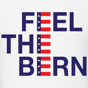 FEEL THE BERN - Men's T-Shirt