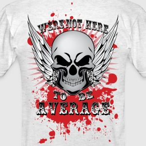 Average Skull T-Shirts - Men's T-Shirt