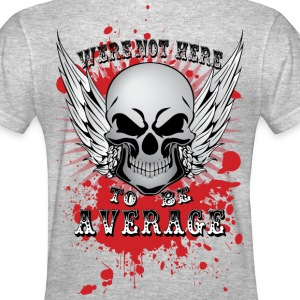 Average Skull Women's T-Shirts - Women's T-Shirt