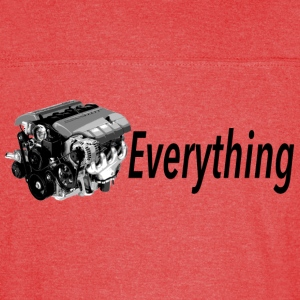 LS Everything RED Vintage Sporty - Vintage Sport T-Shirt
