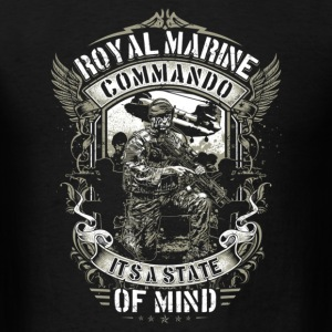 Royal Marine Commando - Men's T-Shirt
