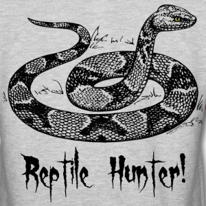 Reptile Hunter! Hoodies - Colorblock Hoodie