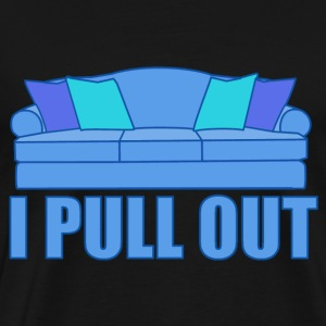 Pull Out Couch T-Shirts - Men's Premium T-Shirt