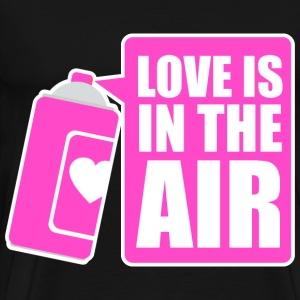 Love Is In The Air T-Shirts - Men's Premium T-Shirt