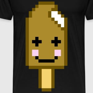 Eight Bit Ice Cream T-Shirts - Men's Premium T-Shirt