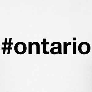 ONTARIO - Men's T-Shirt