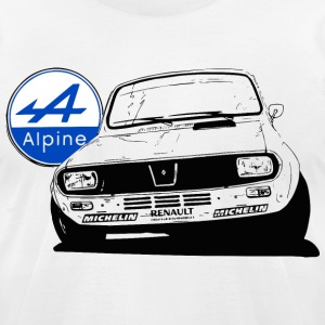 rally classic T-Shirts - Men's T-Shirt by American Apparel