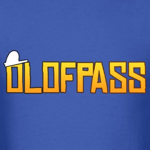 OLOFPASS CS:GO T-SHIRT MEN - Men's T-Shirt