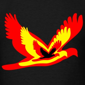 flying bird - Men's T-Shirt
