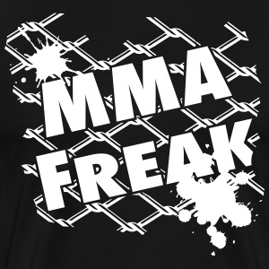 MMA Freak - Men's Premium T-Shirt
