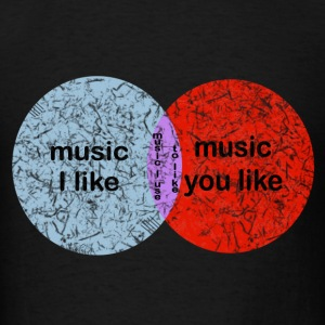 Music I Like - Men's T-Shirt