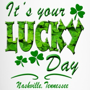 Nashville Lucky Day Mugs & Drinkware - Travel Mug