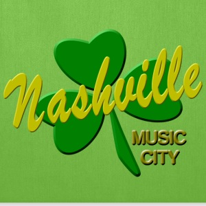 Nashville St Patricks Day Bags & backpacks - Tote Bag