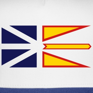 Flag of Newfoundland and Labrador, Canada. Caps - Trucker Cap