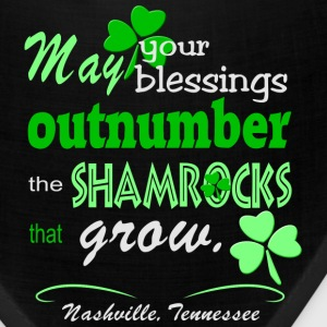 Nashville Irish Blessing Caps - Bandana